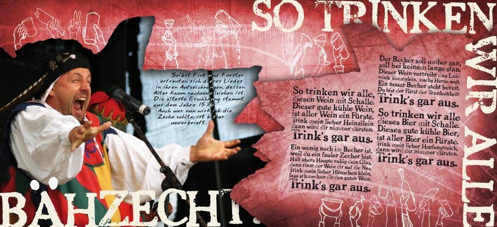 Booklet Bähzecht