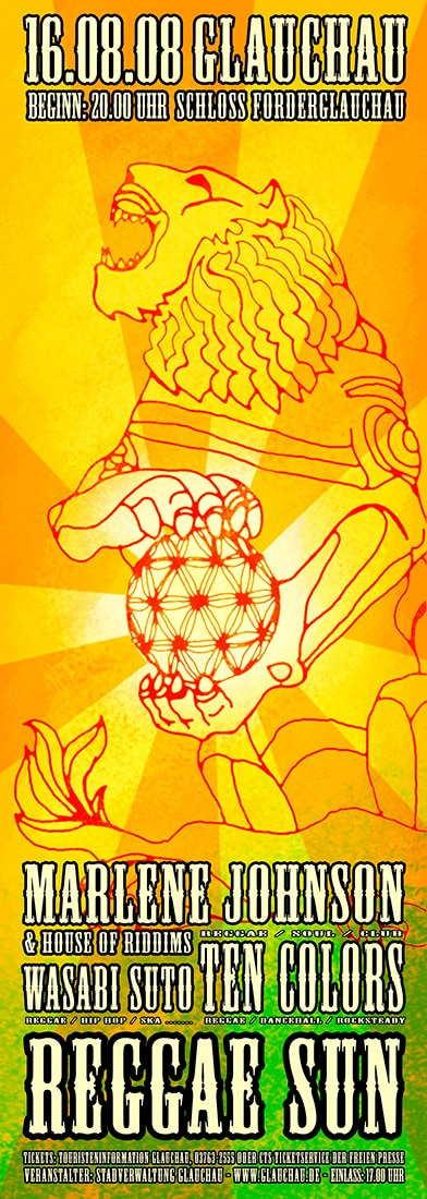 Reggae Sun 2008 - A1halb