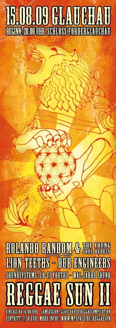 Reggae Sun 2009 - A1halb