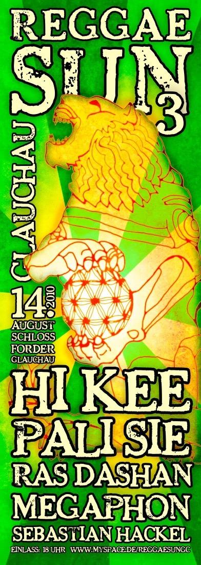 Reggae Sun 2010 - A1halb
